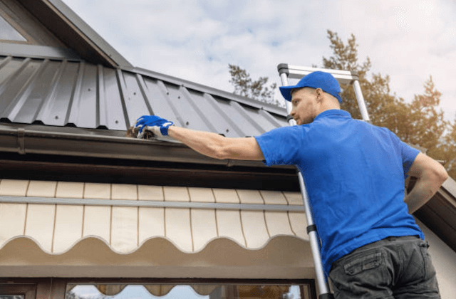 gutter cleaning in lynchburg